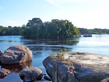 fishing Brazil's rivers