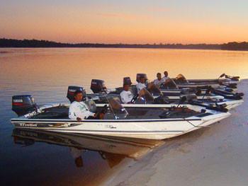 Brazil fishing guides