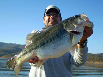 Bass fishing Mexico